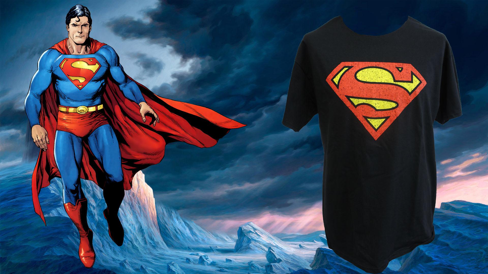 Superman | Fresh Air Ltd - Garment printing & decorating services